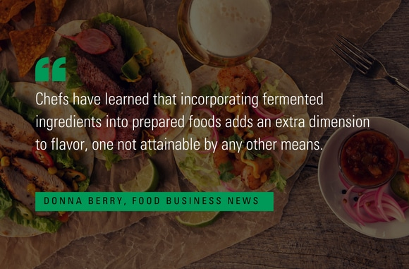 July Trend Brief: Fermented Foods